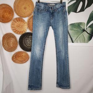 BKE Aiden Straight Leg Men's Jeans Long Tall